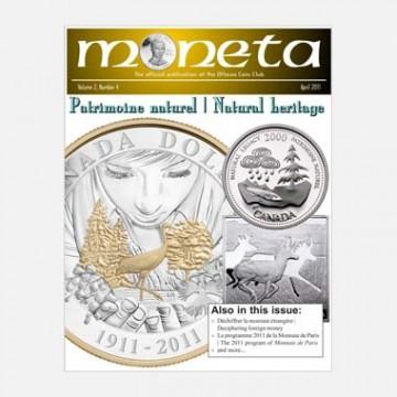 moneta (avril 2011)