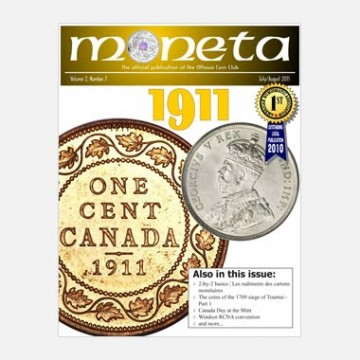 moneta (juillet/août 2011)