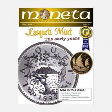 moneta (October 2011)