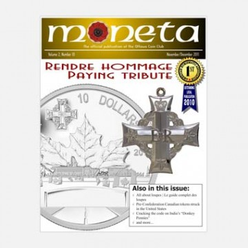 moneta (November/December 2011)
