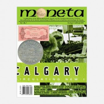 moneta (July/August 2012)