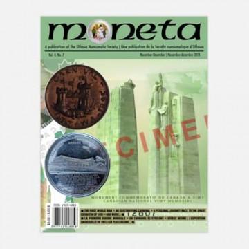 moneta (November/December 2013)