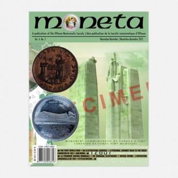 moneta (novembre/décembre 2013)
